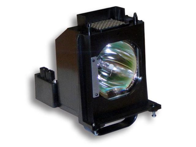 mitsubishi wd 65737 original tv bulb with generic housing. Black Bedroom Furniture Sets. Home Design Ideas