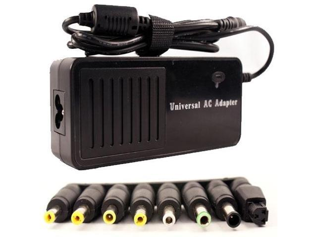 90W Universal AC Adapter with 7 DC Voltages Output for Laptop PC Variable
