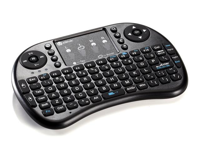 samsung tv keyboard and mouse. iclever® ic-rf02 mini 2.4ghz wireless entertainment qwerty keyboard with multi-touch samsung tv and mouse e