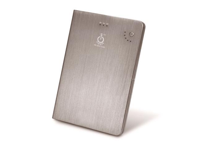 Power Castle PC26000 26000mAh External Battery Pack Power Bank - Silver