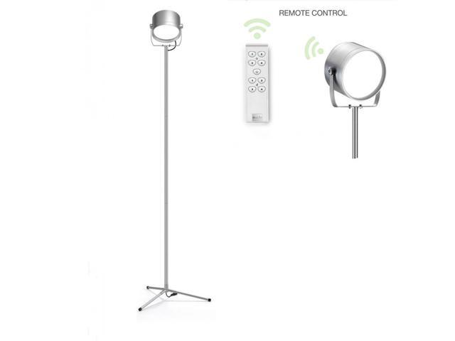 remote control floor lamp for living room bedroom super bright mighty led and magnifier