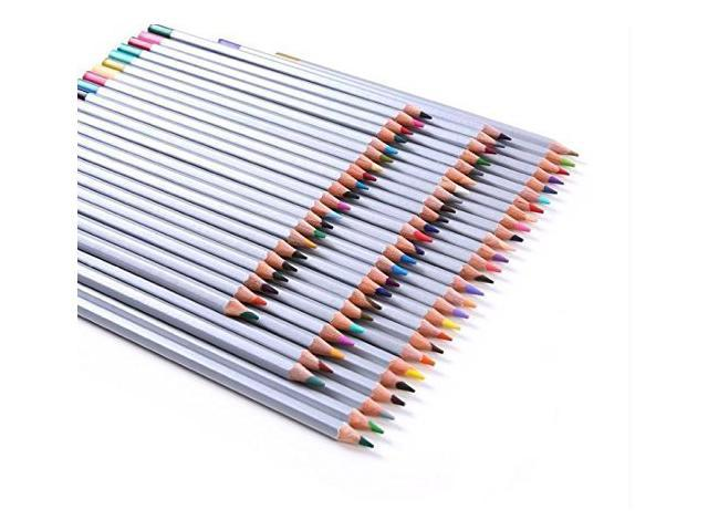 Ohuhu 72-color Colored Pencils/ Drawing Pencils for Sketch/Secret Garden Coloring Book(Not Included)