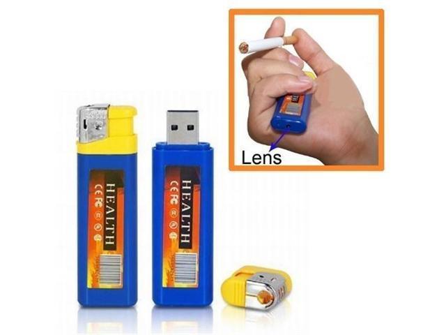 Esky Cigarette Lighter Hidden Camera Video Audio Recorder