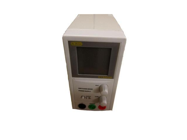 Dr.Meter HY5003A DC Power Supply Variable Single Output 0-50V @ 0-3A Switching Mode