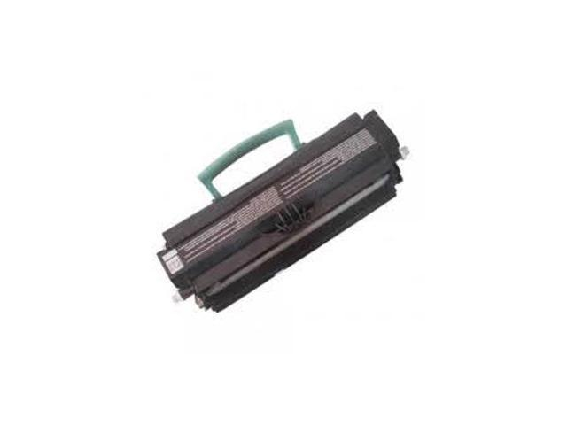 Laser Tek Services® Black Remanufactured Replacement Toner Cartridge for the Lexmark X340A21G X340