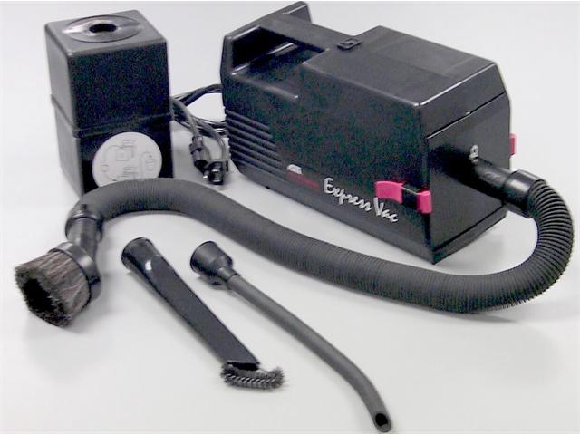 Laser Tek Services® Atrix Express Plus Personal Portable Vacuum