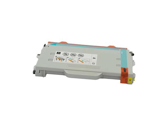 Laser Tek Services® Yellow Remanufactured Replacement Toner Cartridge for the Lexmark C510 20K1402
