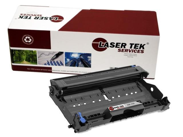 Laser Tek Services �� Brother DR350 Compatible Replacement Drum Unit