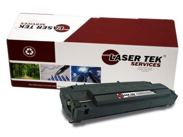 Laser Tek Services ® HP C3903A (03A) Remanufactured Replacement Cartridge for the HP LaserJet 5mp, 5p, 6mp, 6p se, 6Pxi