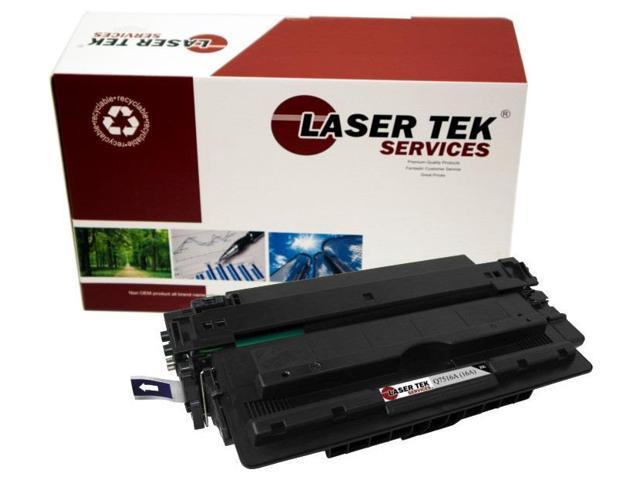 Laser Tek Services ® HP Q7516A (16A) Remanufactured Replacement Cartridge for the HP LaserJet 5200, 5200dtn, 5200tn
