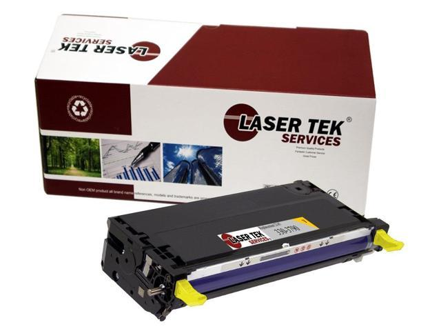 Laser Tek Services ® Yellow Compatible Toner Cartridge for the Dell 2145 2145CN 330-3790