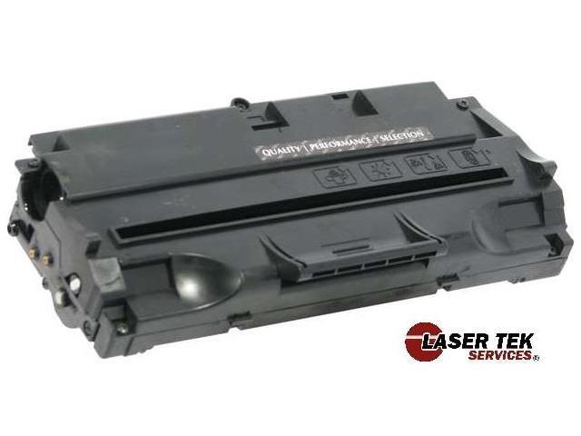 Laser Tek Services® Black Remanufactured Replacement Toner Cartridge for the Lexmark E210 10S0150