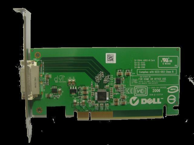 Dell KH276 VIDEO CARD PCI-E ADPT DVI FH ULD ADD-IN SDVO ADD2