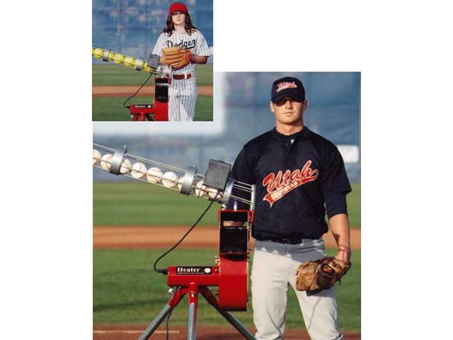 pitching machine auto feeder