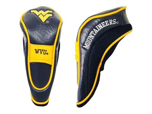 Team Golf 25666 West Virginia Mountaineers Hybrid-Utility Headcover