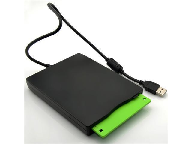 New USB 1.44MB External Floppy Disk Drive