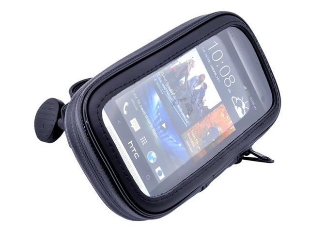 WaterProof Motorcycle Bike Handlebar Mount Case for HTC ONE X G23 iPhone 4S/ 5/ 5S/ 5C, Samsung i9300/ i9500/ N7100/ N7200