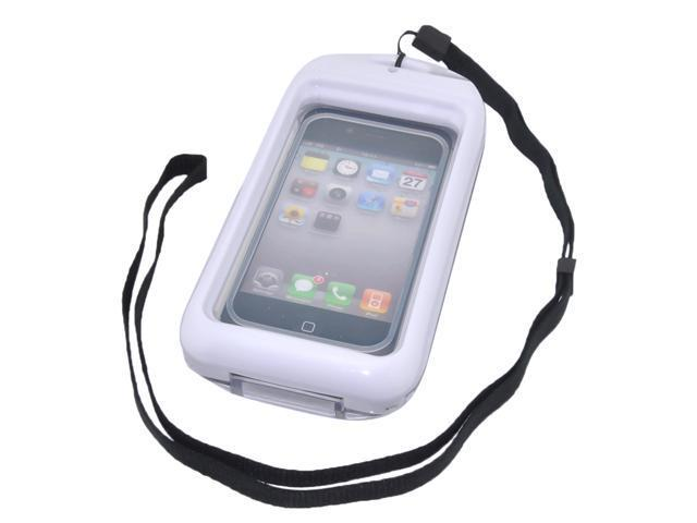 NEW White Waterproof Unerwater Protective Case Cover for iPhone 4 iPhone 4S