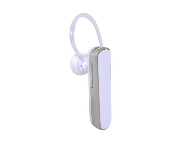 A2DP Wireless Bluetooth 4.0 Stereo Headset Headphone Earphone with Hands Free Calling, Music Streaming, Noise-Cancellation and Earbud Attachment for Cell Phones, Tablets, and All Bluetooth Devices