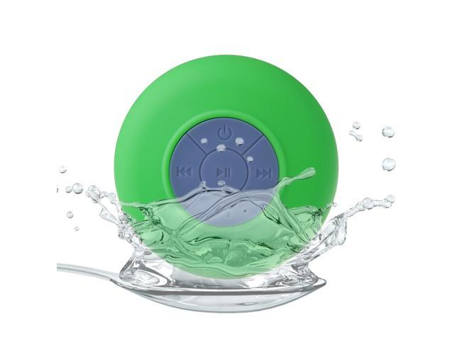 Gift Waterproof Portable Wireless Bluetooth 3.0 Mini Speaker Shower Pool Car Handsfree Mic for Apple iPhone 4S/5/6/6 plus ... - OEM