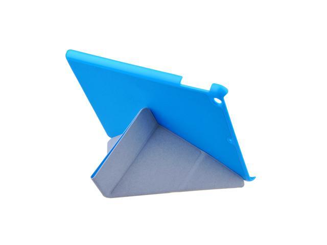 Blue Slim PU Leather Case Smart Cover Stand for New Apple iPad 5 iPad Air 2013