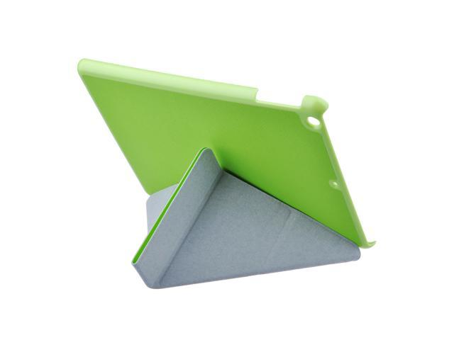 Green Slim PU Leather Case Smart Cover Stand for New Apple iPad 5 iPad Air 2013
