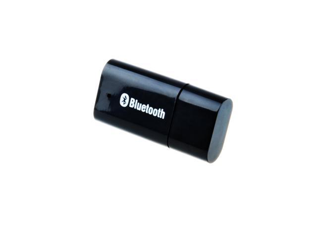 Patazon A2DP Bluetooth Music Audio Music Stereo Receiver Adapter 3.5mm - Black