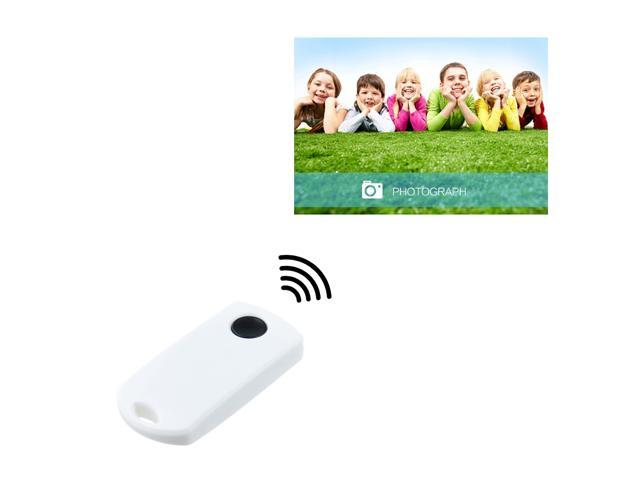 Bluetooth Wireless Camera Remote Control Shutter Release for iPhone 5S 5C 5 4S Samsung Galaxy S4 S3 Note 3 2 Smartphones White