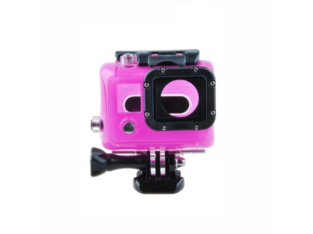 Underwater Waterproof Shockproof Snowproof Dirtproof Camera Case Housing+Lens+Buckle for GoPro HD HERO 3  Camera