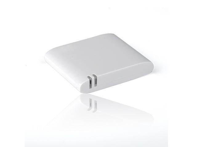 Bluetooth A2DP Music Audio Receiver 30pin connector for iPod iPhone Speaker Dock Bose Sound Dock White