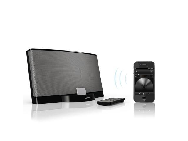 bluetooth music audio receiver dongle for bose sounddock. Black Bedroom Furniture Sets. Home Design Ideas