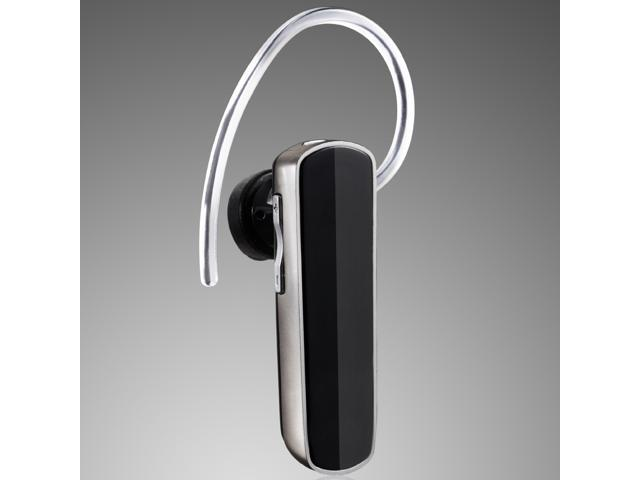 Bluetooth 4.0 Handsfree Music Earphone Headphone Headset for iPhone iPod Samsung Galaxy S4 S3 Note 2 Note 3 - Black