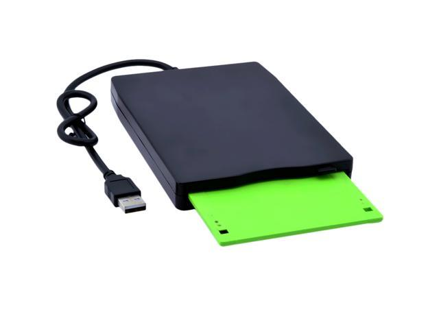 "External USB 3.5"" 1.44MB Floppy Disk Drive PC Laptop Notebook Diskette Portable Plug & Play with Windows ME/2000/XP/Vista/Win ..."