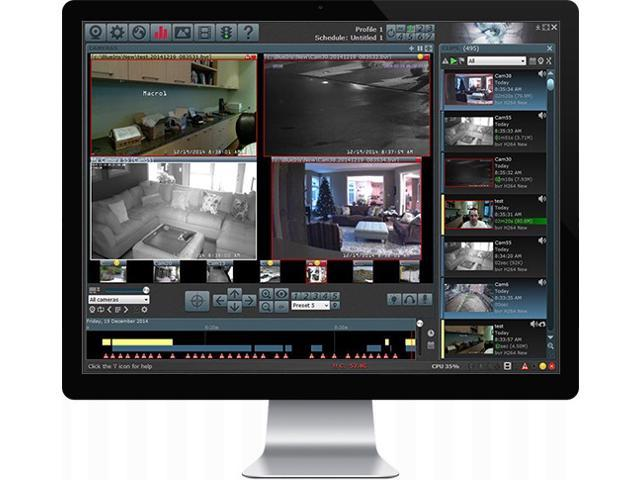 Blue Iris Surveillance Full Version 4 Dvr And Monitoring