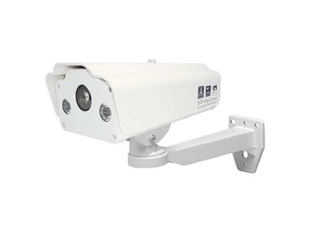 """HQ-Cam 1/3"""" Sony Super HAD CCD CCTV Security Surveillance License Plate Camera with 700TV Lines & Aluminum Outdoor Housing ..."""