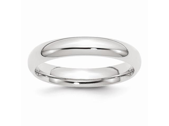 Palladium Heavy Weight Comfort Fit 4.00mm Engravable Band