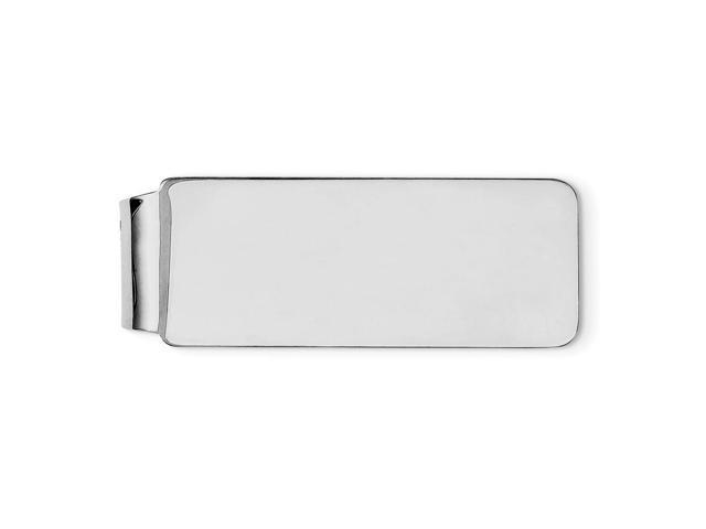 Sterling Silver Engravable Money clip