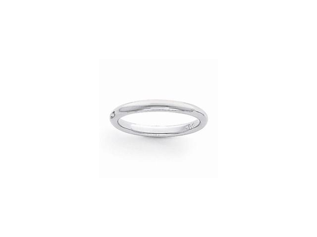 950 Platinum 3mm Half-Round Comfort Fit Lightweight Band