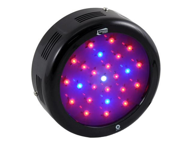 LIGHTHOUSE HYDRO 50W Blackstar UV LED Grow Light 3 Band LED's