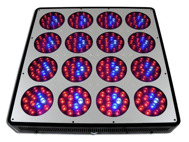 720W LED Grow Light Lighthouse Hydro BlackStar Chrome 720 Watts Full Spectrum Flowering