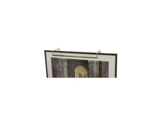 "House of Troy Slim-line 40"" Antique Brass Picture Light - SL40-71"