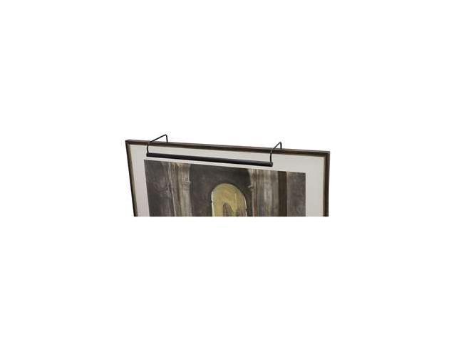 "House of Troy Slim-line 30"" Black Picture Light - SL30-7"