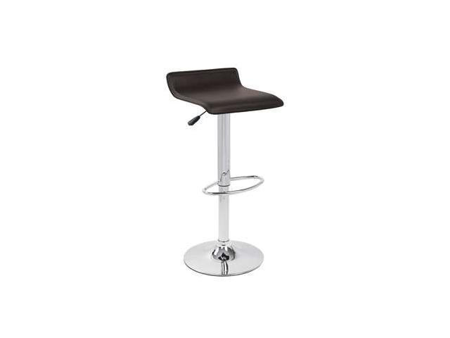 LumiSource Ale Bar Stool in Brown - BS-TW-ALEBN