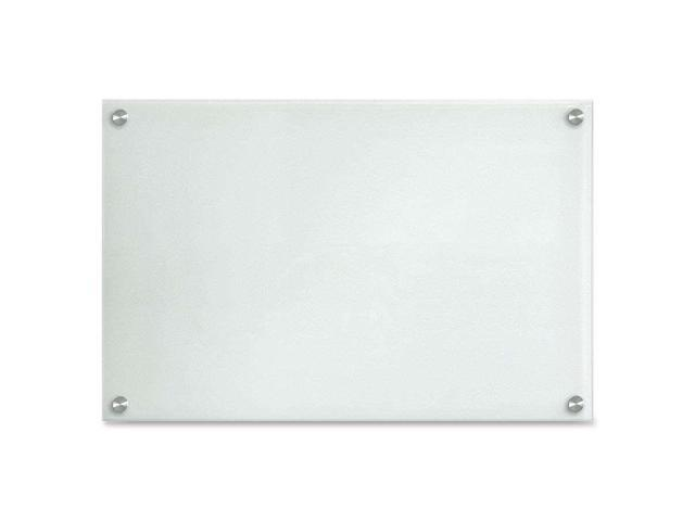 Glass Dry-Erase Board, 24