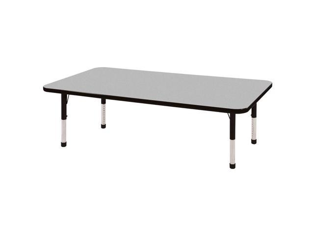 24x60 Rect Adj Activity Table (Chunky)
