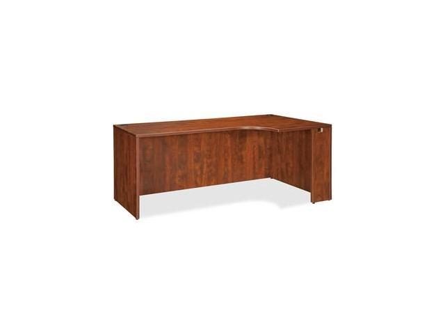 Lorell Hi-quality Cherry Laminate Office Furniture, Cherry - LLR69905