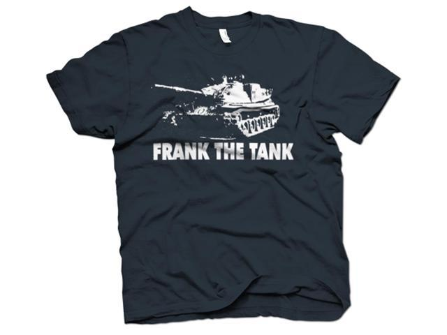 Frank The Tank The T Shirt Funny Army Drinking Tee 3XL