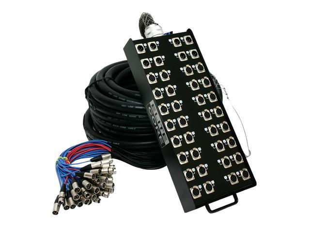 Elite Core PS328100 32 x 8 100' Stage Snake Cable