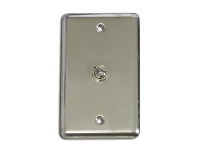 Duplex Wall Plate w/1-1/4