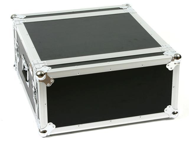 OSP SC4U-20 4 Space ATA Shock Mount Amp Rack Case